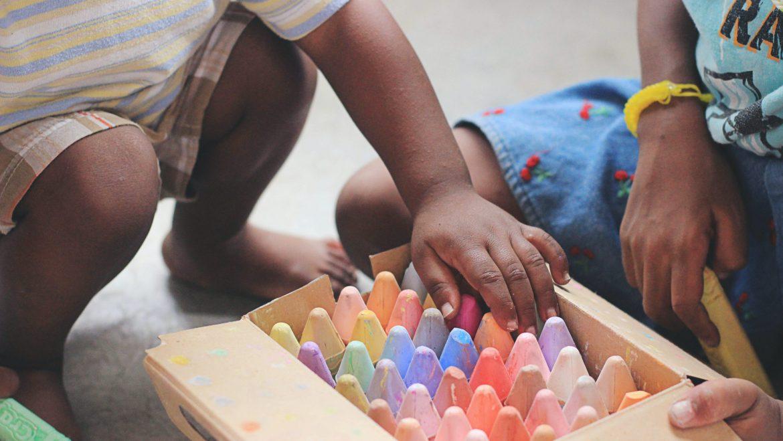 Jeux adaptés pour les enfants handicapés